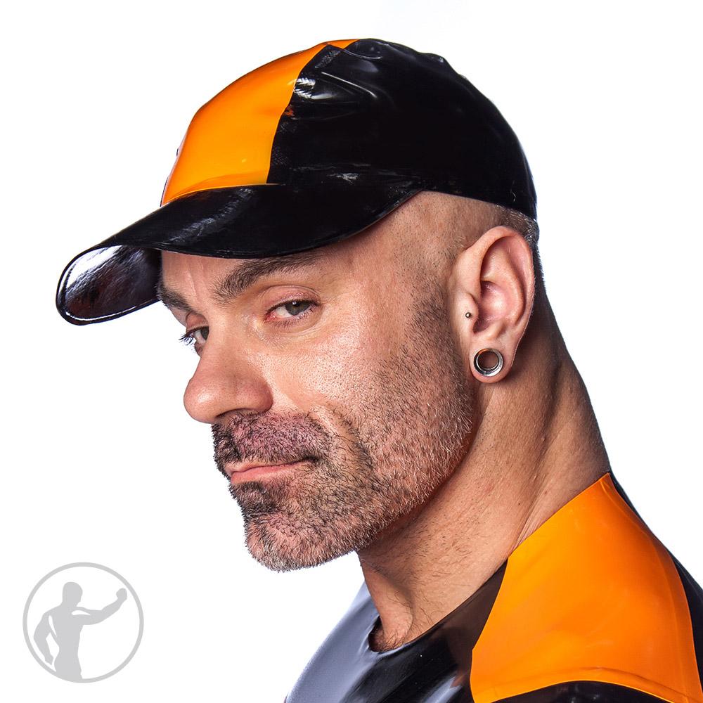 Rubber Baseball Cap
