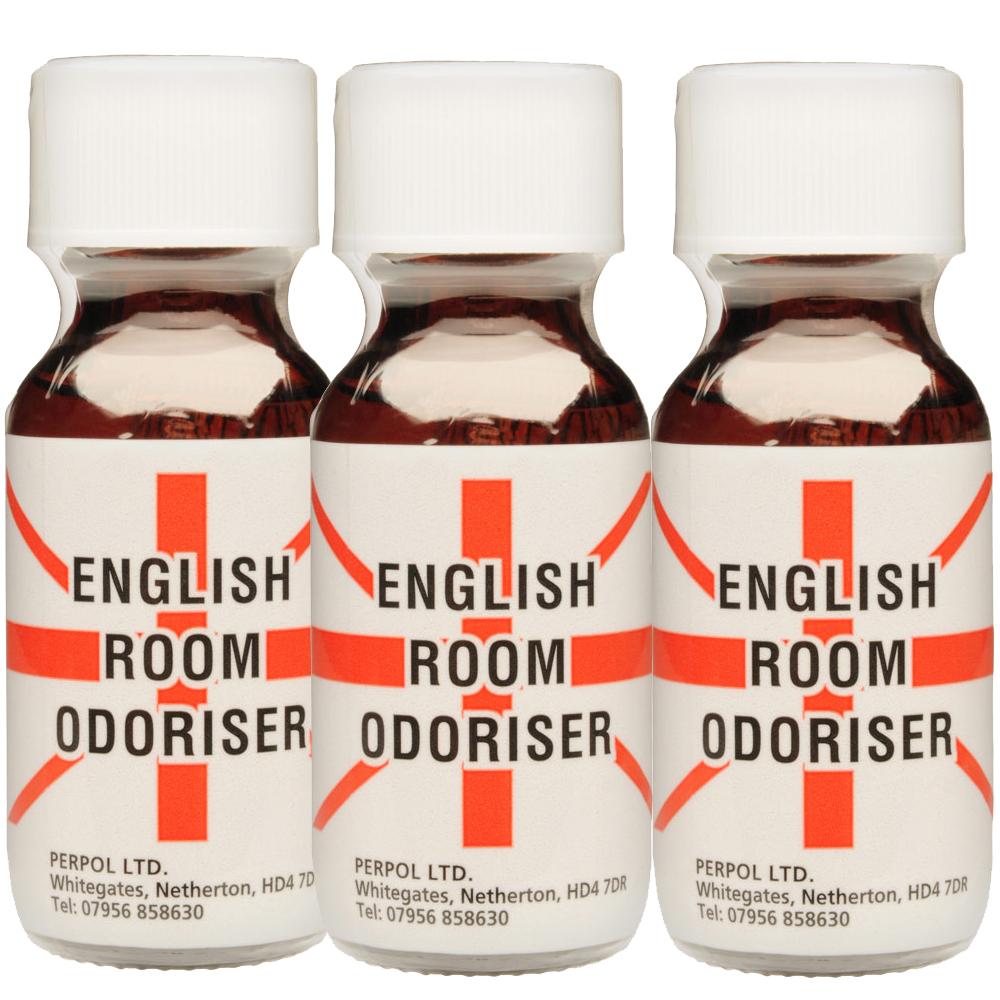 English Aromas 3 Pack