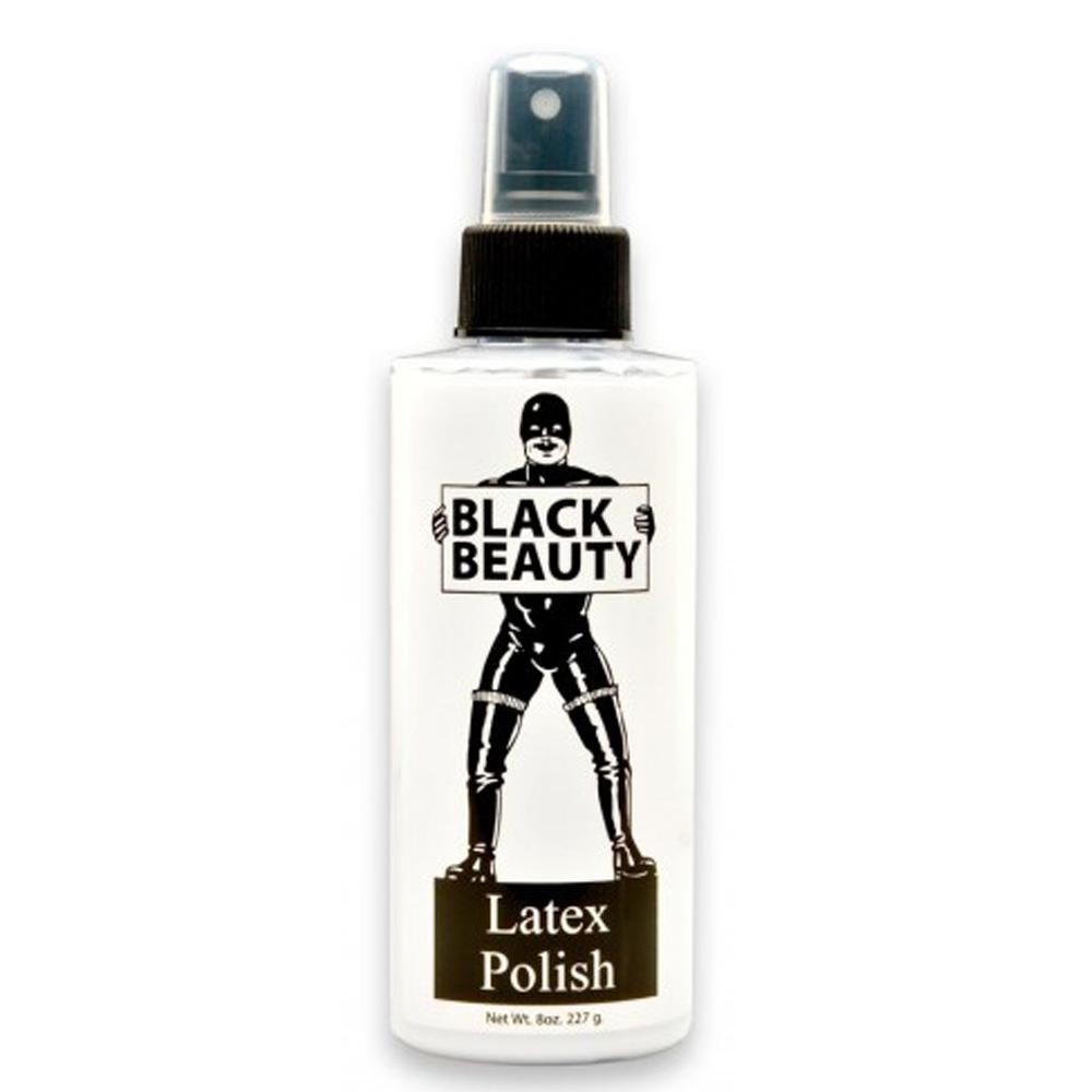Black Beauty Latex Polish 8oz