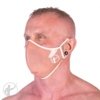 Rubber Face Mask