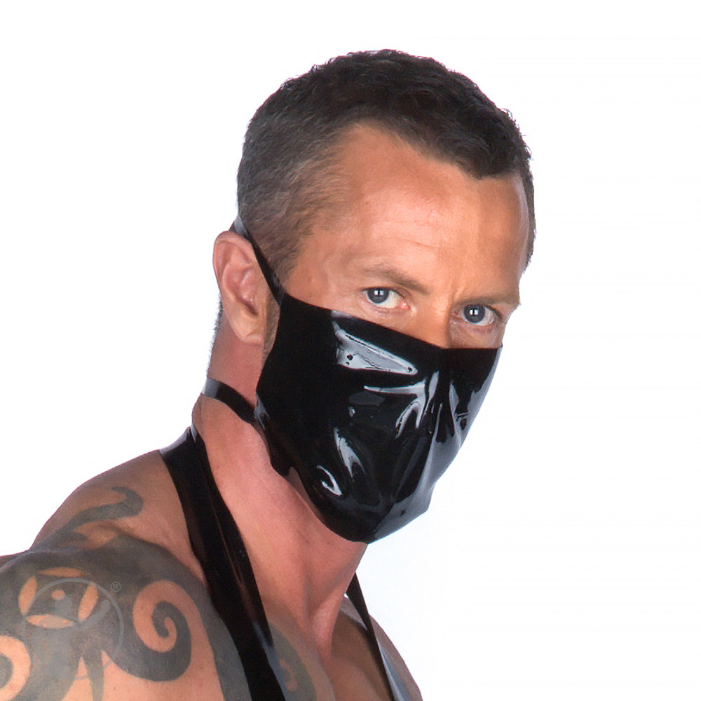 Rubber Surgical Mask