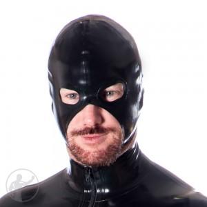 Rubber Executioner Mask