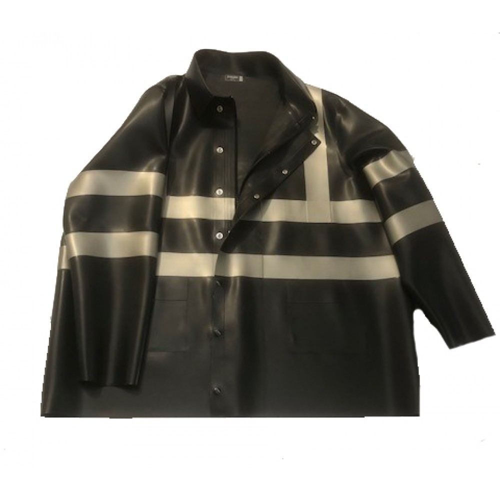 Rubber Workman's Jacket Custom XXL
