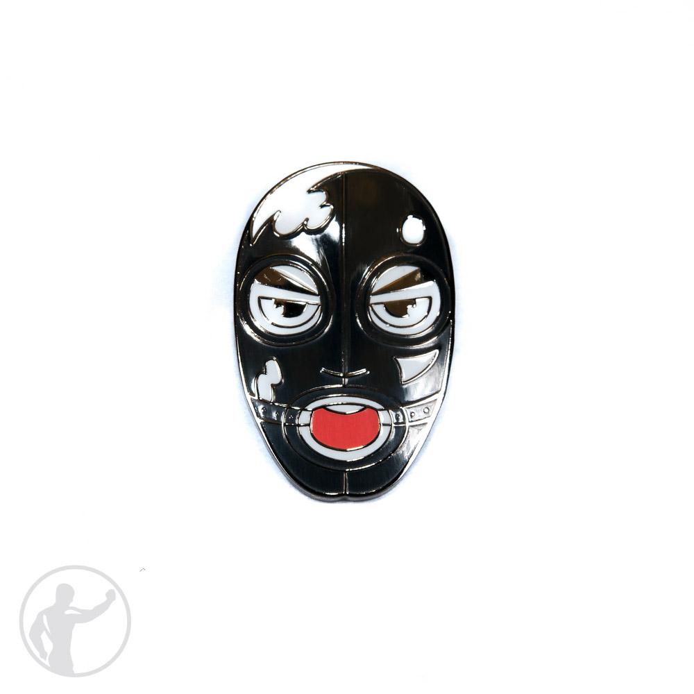 James Newland Gimp With Ball Gag Enamel Pin