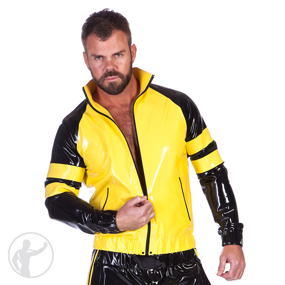 Rubber NT Tracksuit Jacket