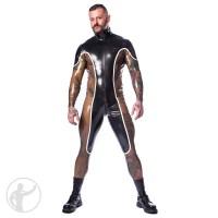 Rubber Enforcer Catsuit