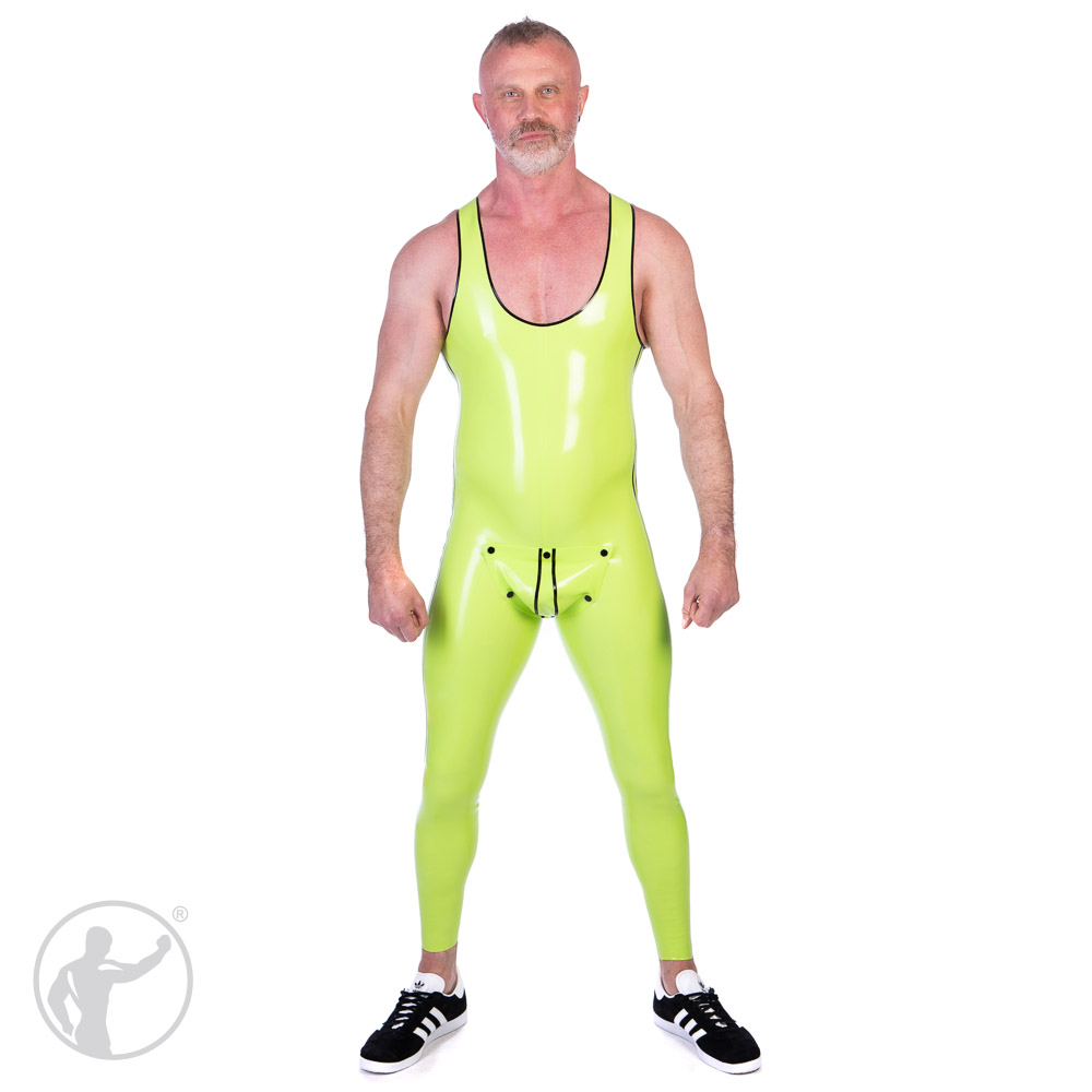 Rubber Sprinter Speed Suit