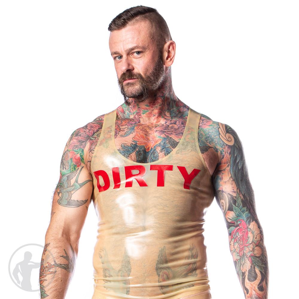 Rubber Dirty Tank