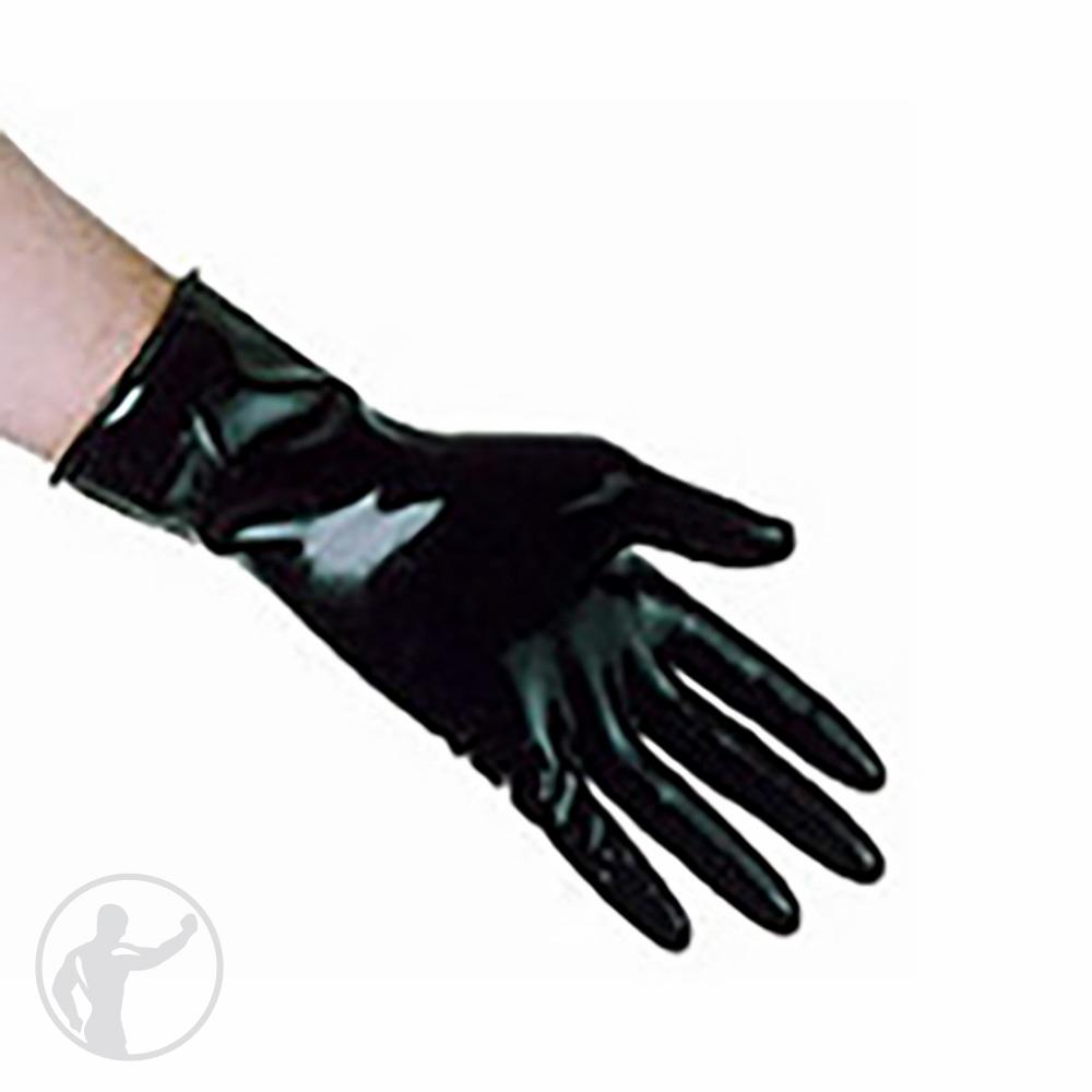 Rubber Wrist Length Gloves