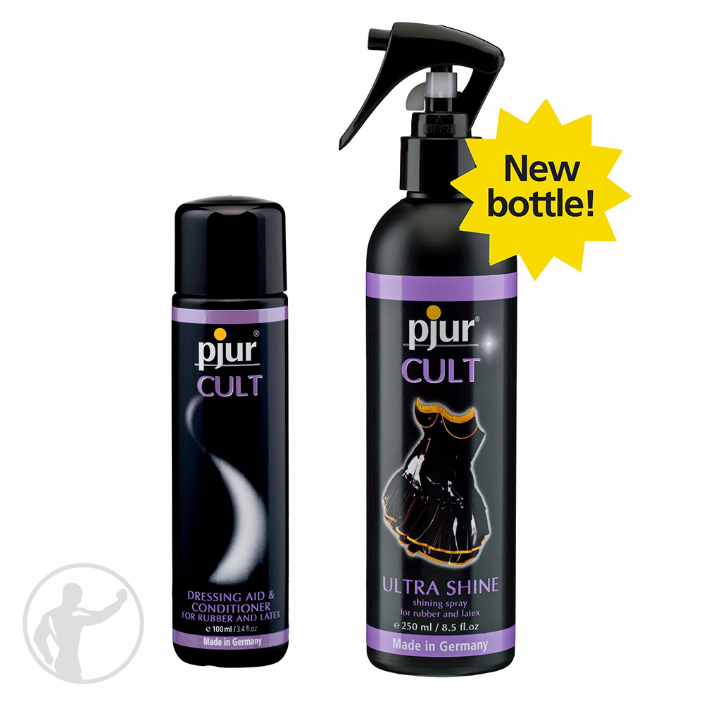 Pjur Cult Dressing Aid & Ultra Spray Pack