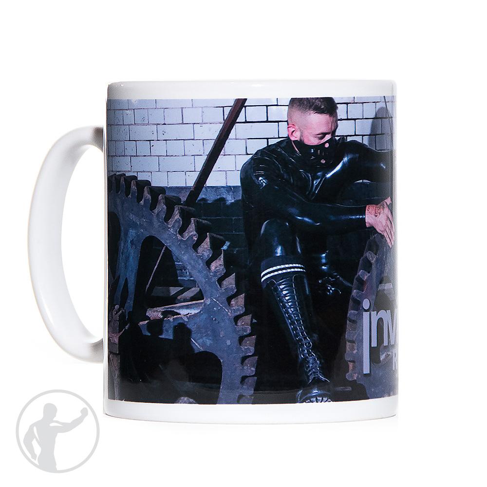 Invincible Rubber Coffee Mug