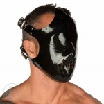 Rubber Gate Mouth Mask