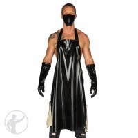Rubber Surgical Apron & Mask