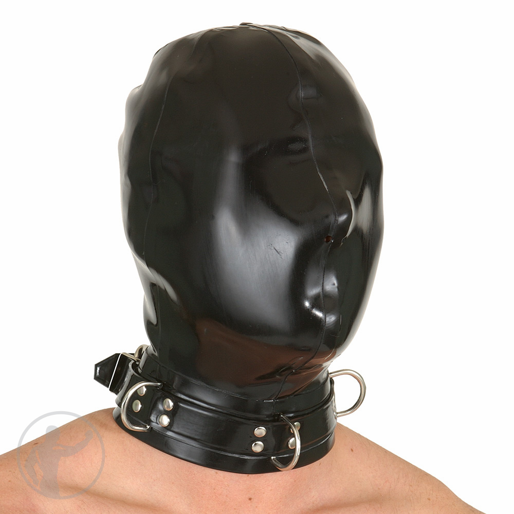 Rubber Hood Nose Holes Only