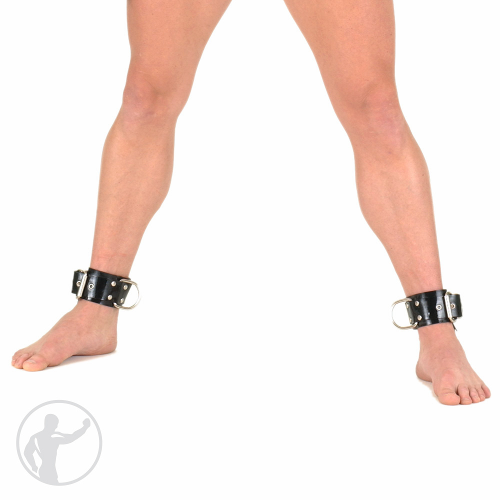 Rubber Premium Ankle Restraints