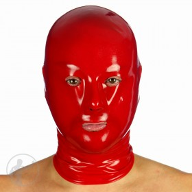 Rubber Anatomical Mask