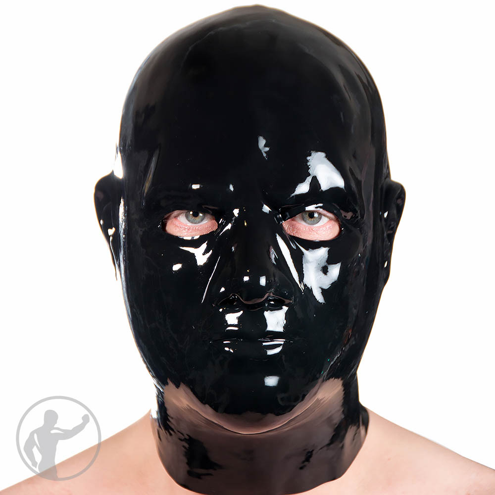 Rubber Masculine Mask