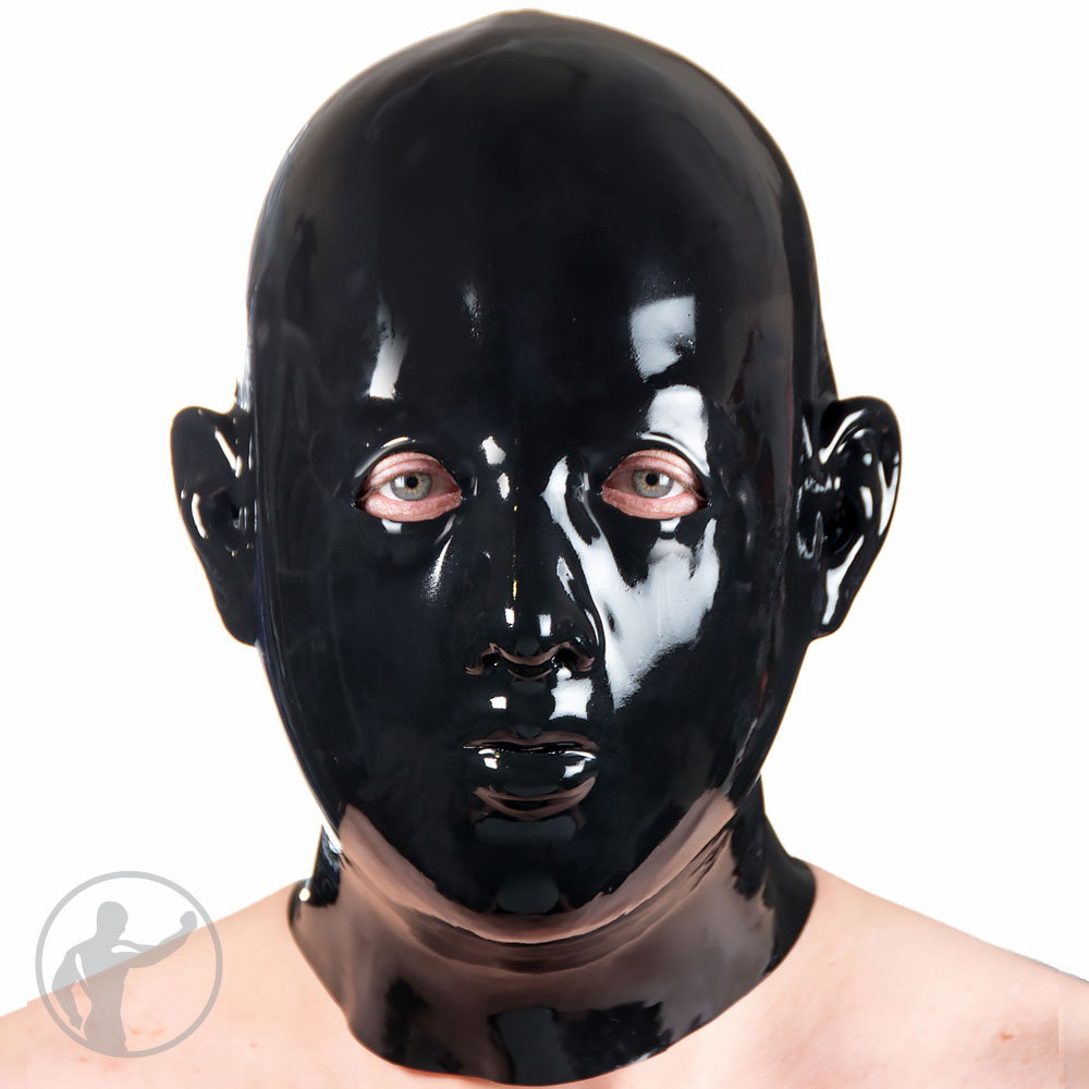 Rubber Gummi Mask