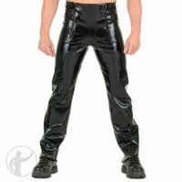 Rubber Sailor Front Jeans