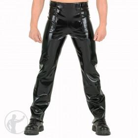 Rubber Sailor Front Jeans