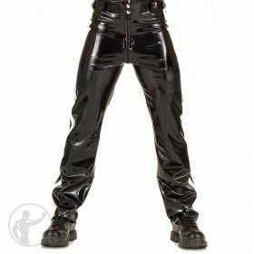 Rubber Thru Zip Jeans
