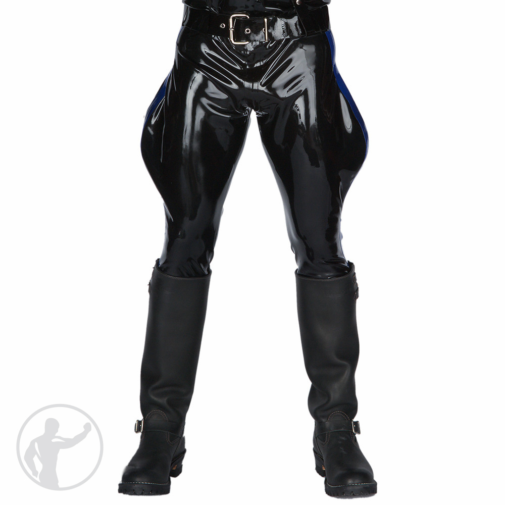 Rubber Jodhpurs Breeches