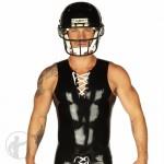 Rubber American Football Shirt