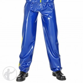 Rubber Tracksuit Bottoms