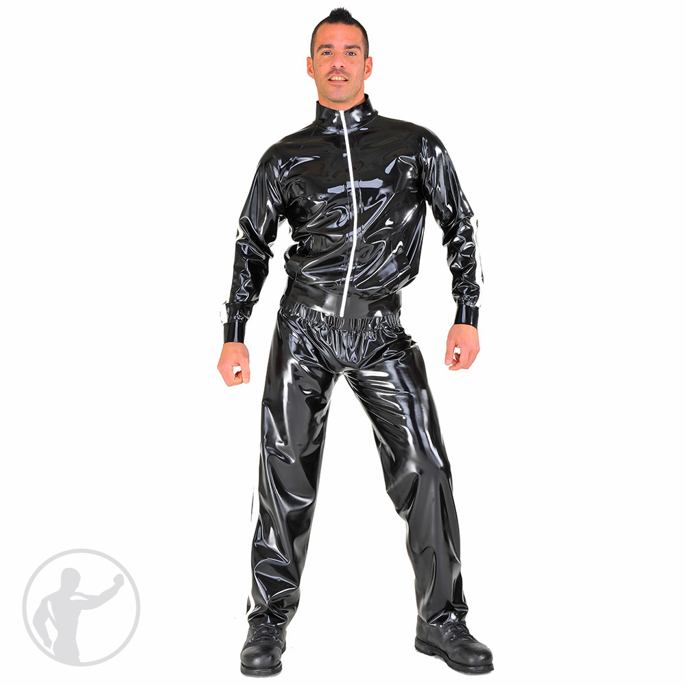 Rubber Jogging Suit
