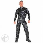 Rubber Jogging Suit