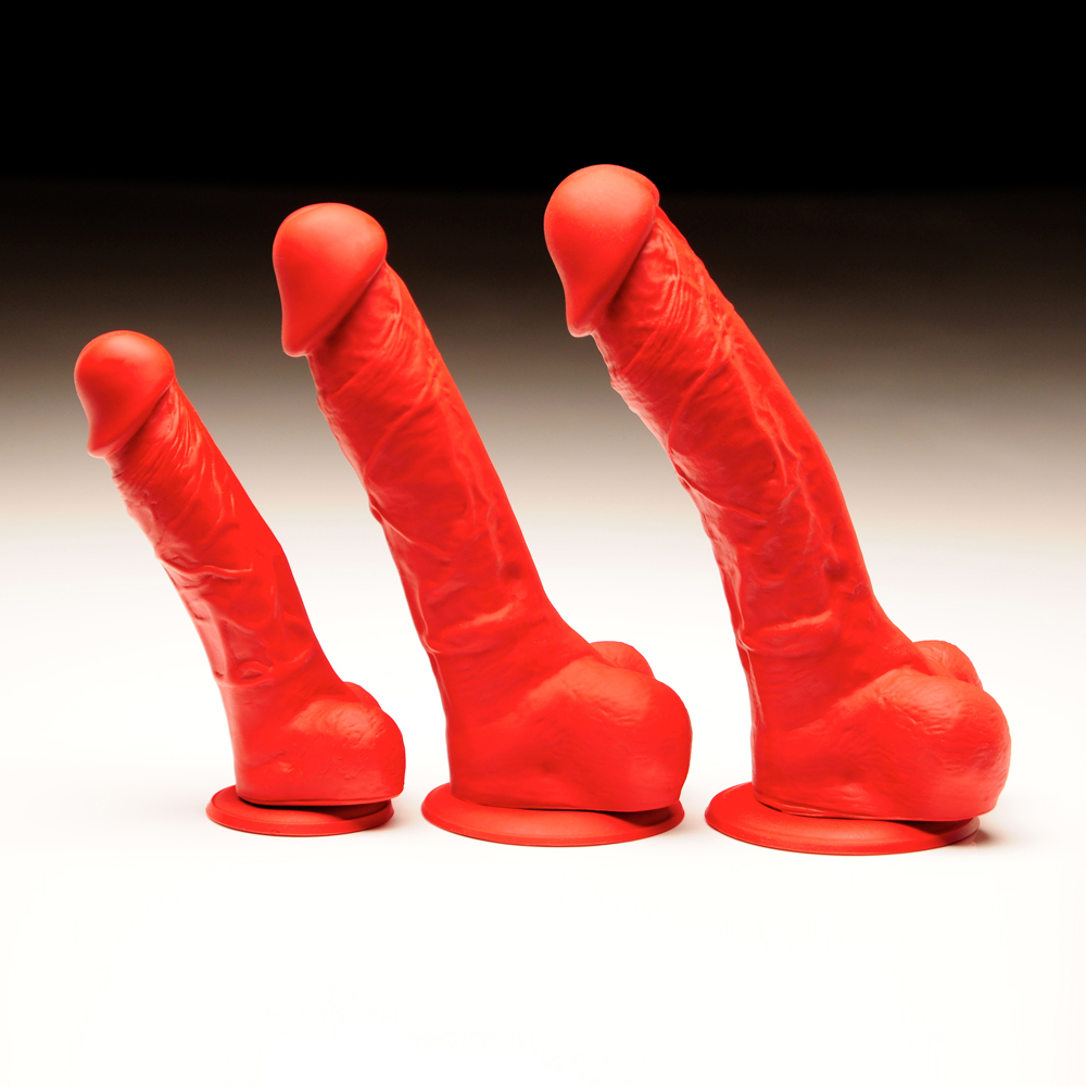 Stretch Dildo Set 123