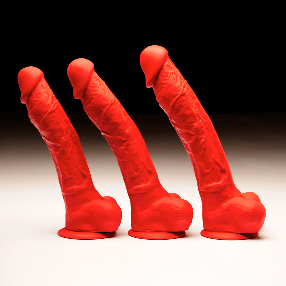 Stretch Dildo Set 456