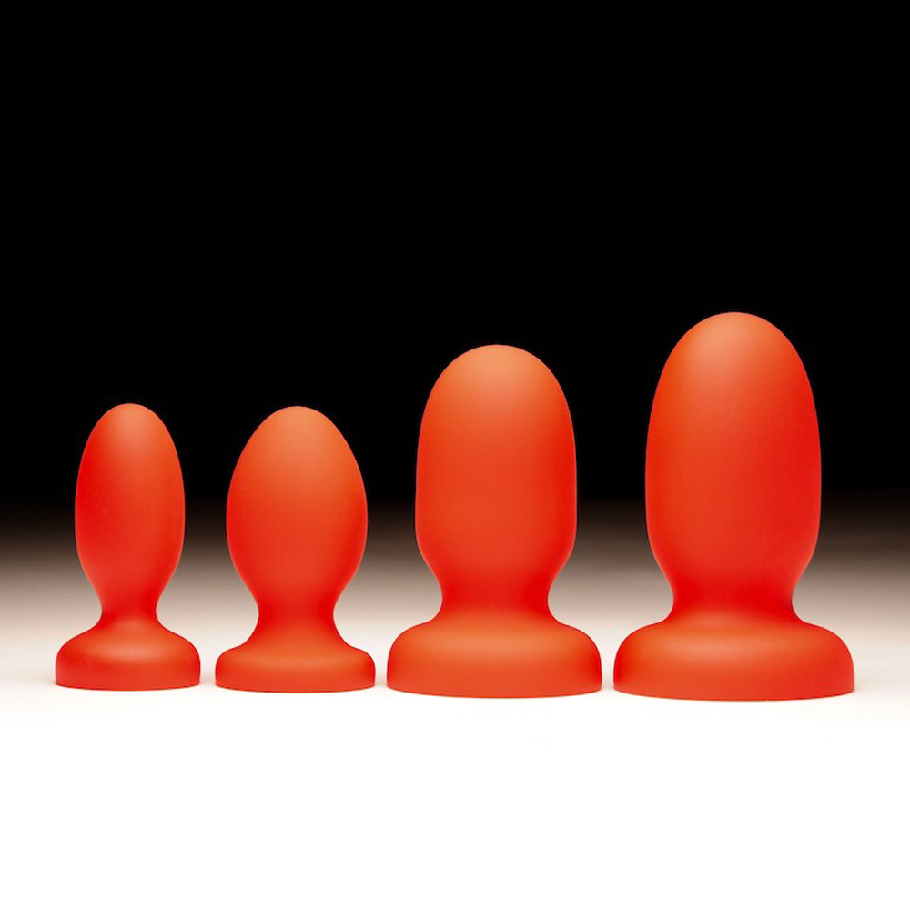 Stretch Butt Plug Set ABCD