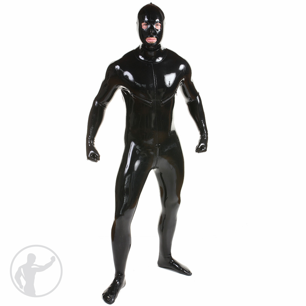 Rubber Enclosure Suit