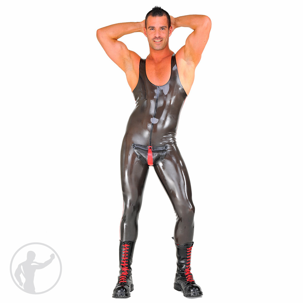 Rubber Sprinter Suit