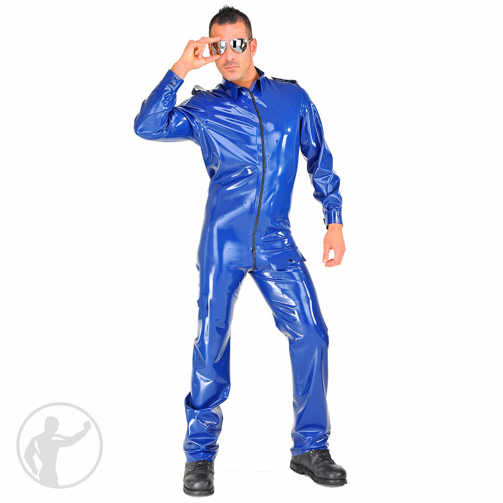 Rubber USAF Flight Suit