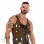 Rubber Pig Tank