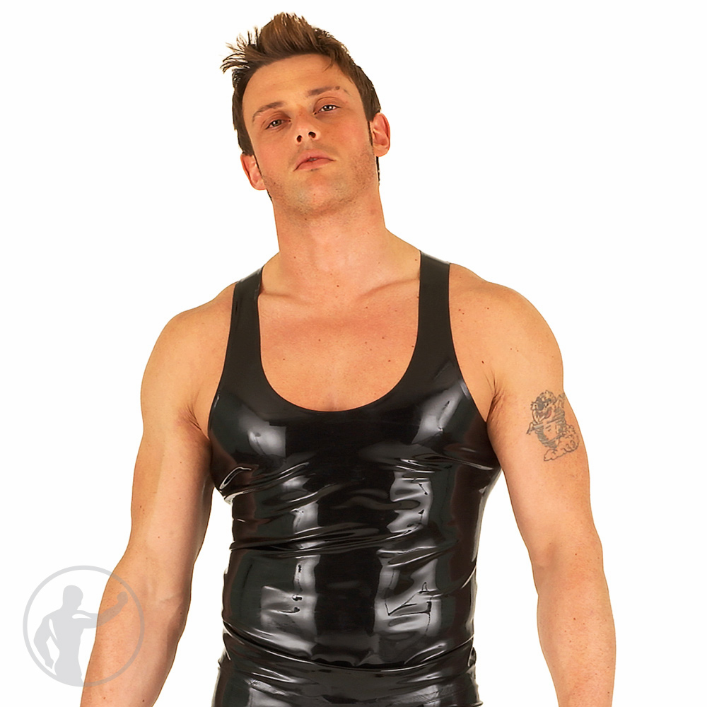 Rubber Tank Top