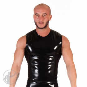 Rubber T-Shirt Sleeveless