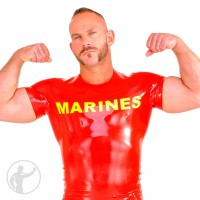 Rubber Marines T-Shirt