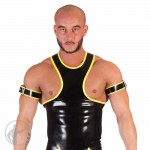 Rubber Pec Tank With Trim