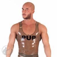 Rubber Pup Tank