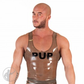 Rubber Pup Tank