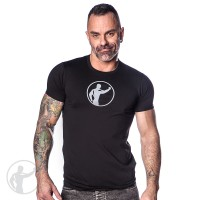 Cotton T-Shirt With Invincible Logo