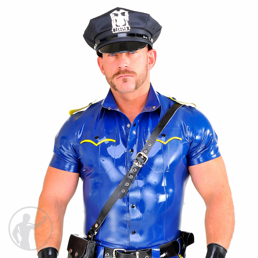 Rubber Cop Shirt