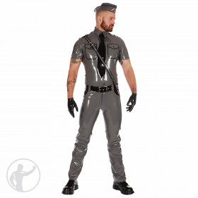 Rubber Military Corps Uniform