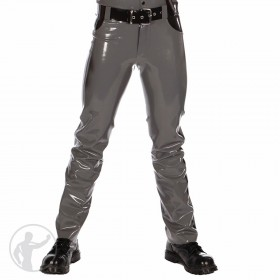 Rubber Military Corps Pants