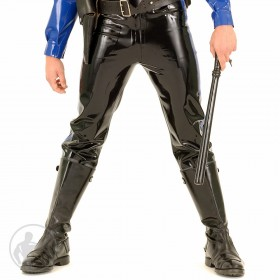 Rubber American Style Police Pants