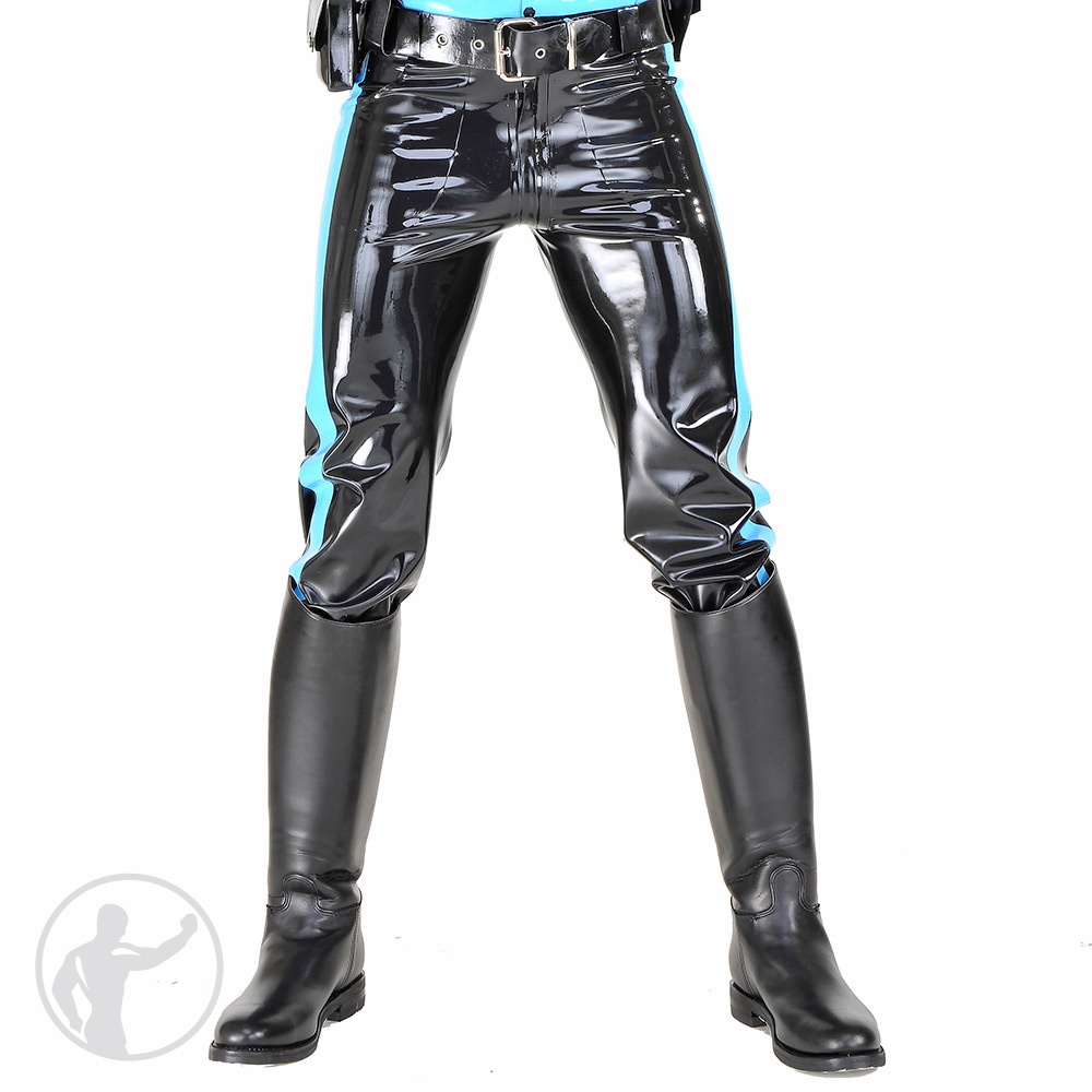 Rubber Law Enforcement Police Pants