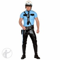 Rubber Law Enforcement Uniform